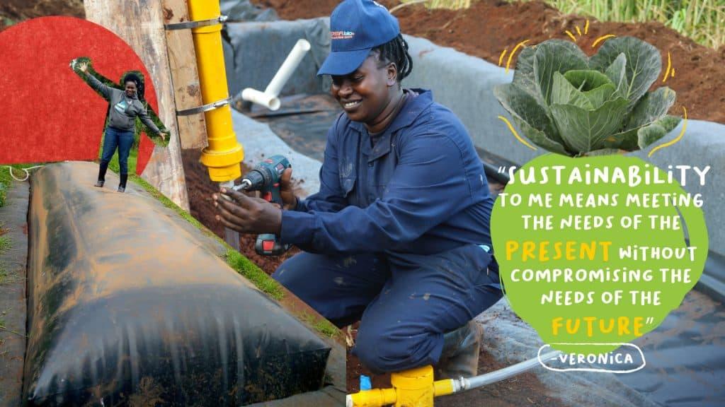 biogas technician kenya
