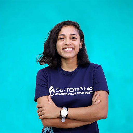 Sistemabio, Mohini Patel