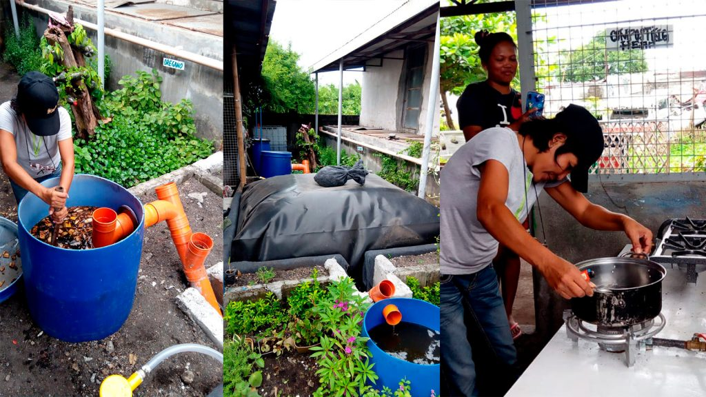 Sistema.bio in the Philipines: Producing biogas with urban organic waste