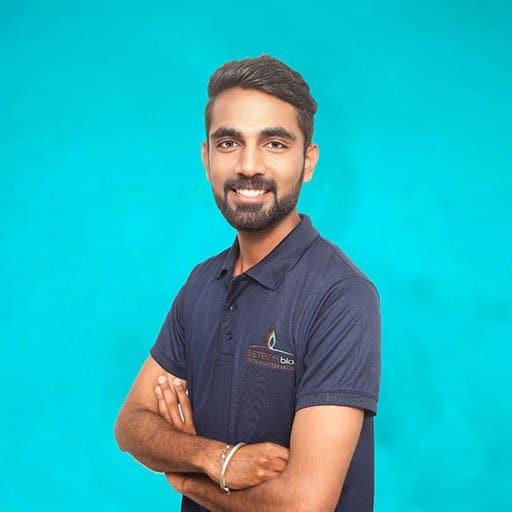 Sistemabio, Arjun Gambhir