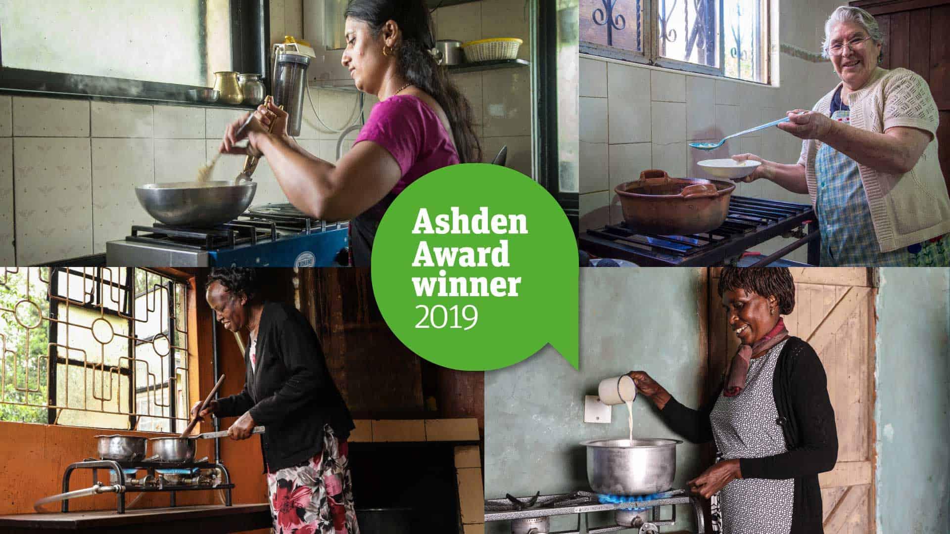 Ashden Award Winner Sistema.bio
