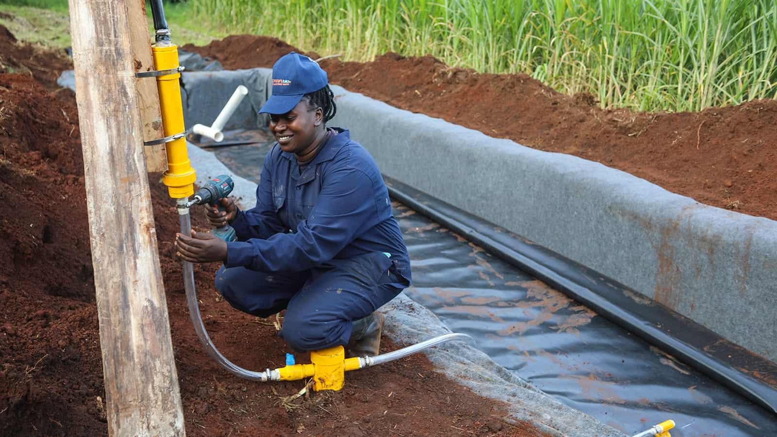 biogas-installation-kenya