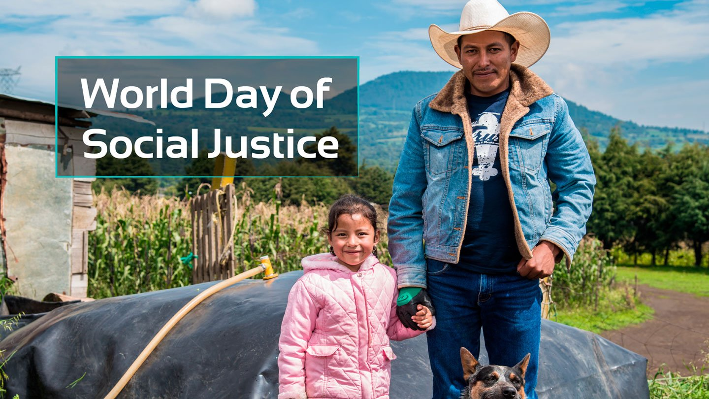 Cultivating better jobs for a better life, World Day of Social Justice