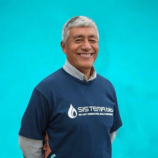 Sistemabio, Domingo Perez