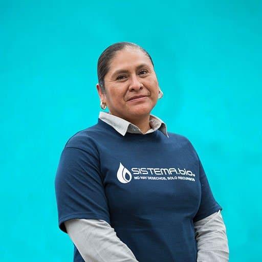 Sistemabio, Irene Hernandez