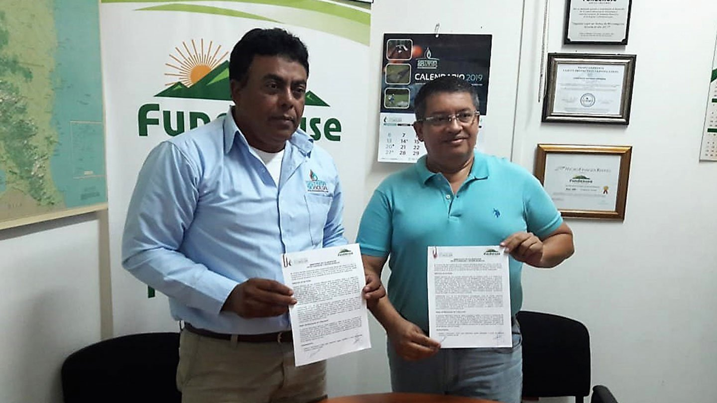 Sistema.bio enters into a partnership with Nicaraguan MFI FUNDENUSE