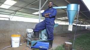 Productive uses for biogas. Unleashing the potential with Shell Foundation