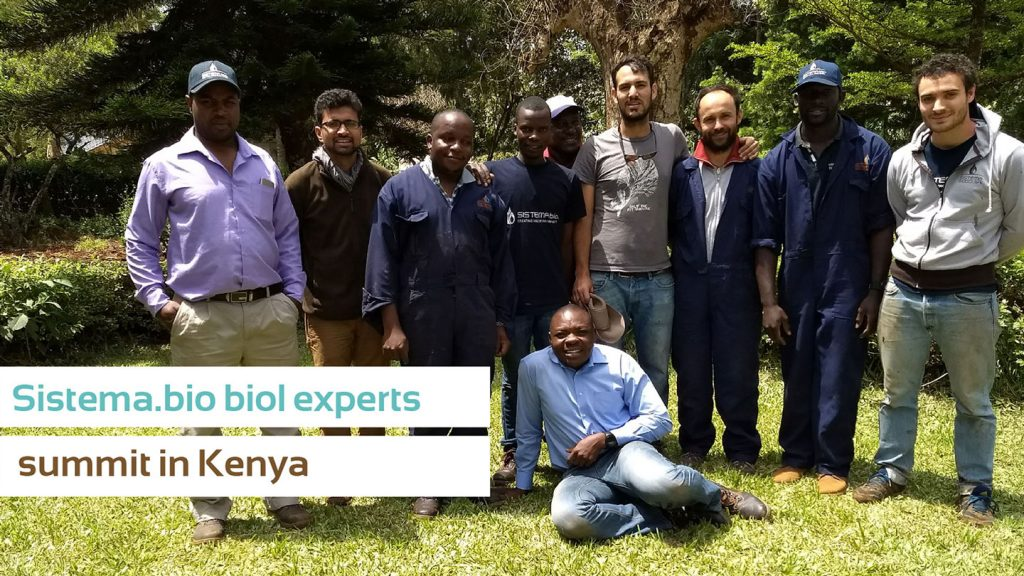 blog, sistemabio, summit kenya